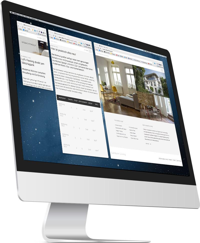 iPhone, iPad & desktop