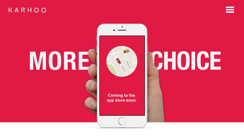 Karhoo Cab Comparison App
