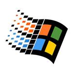 Microsoft Windows Logo - 1992